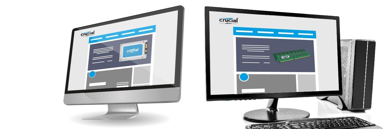 Abbildung Mac-System oder PC für Grafikdesign
