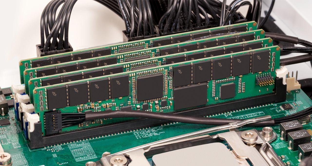 Crucial Server-RAM.