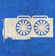 Grafikkarten-Symbol