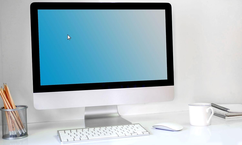 Mac Desktop-Computer